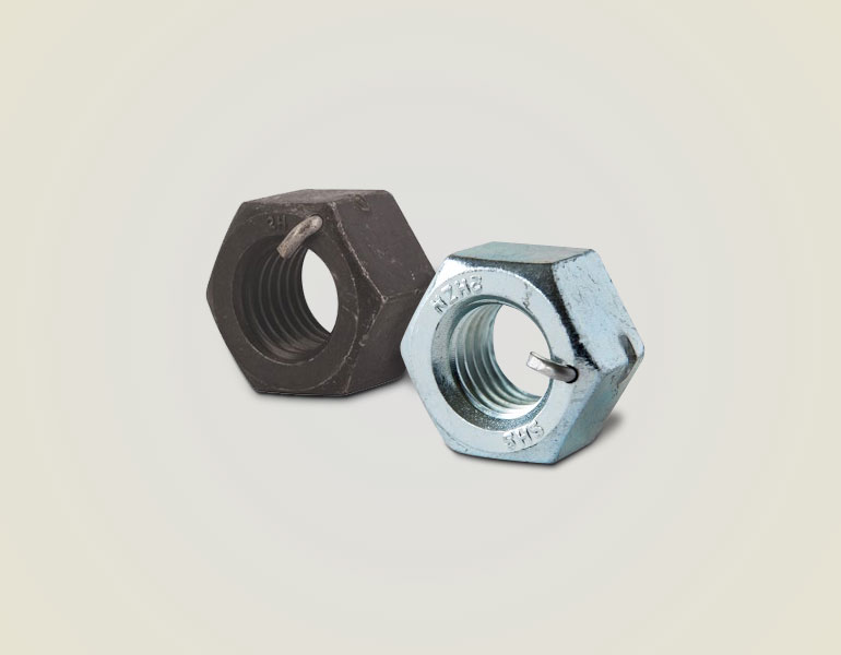 Anco Lock Nuts ASTM A194 Grade 2H