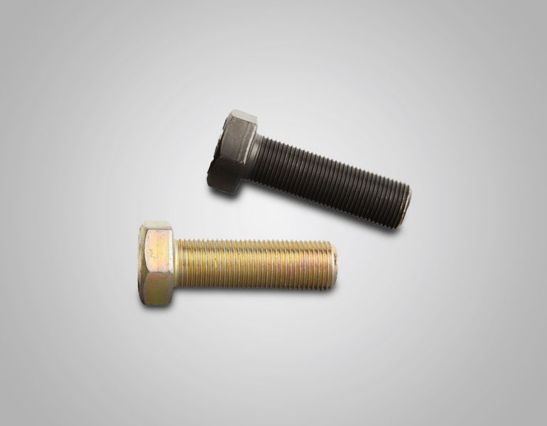 Hex Bolts SAE J429 GR.8
